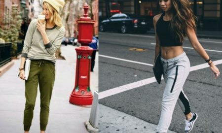 Best Cute Sweatpants Outfit Ideas For Women (4)