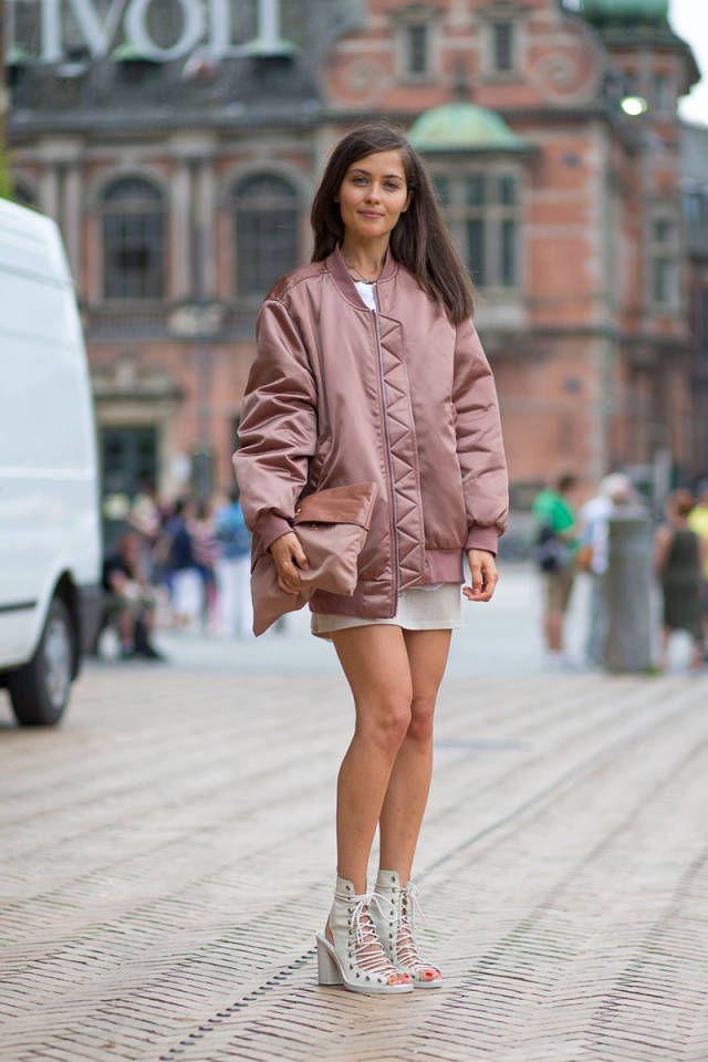 Bomber Jacket Ideas For Women inspiredluv (7)