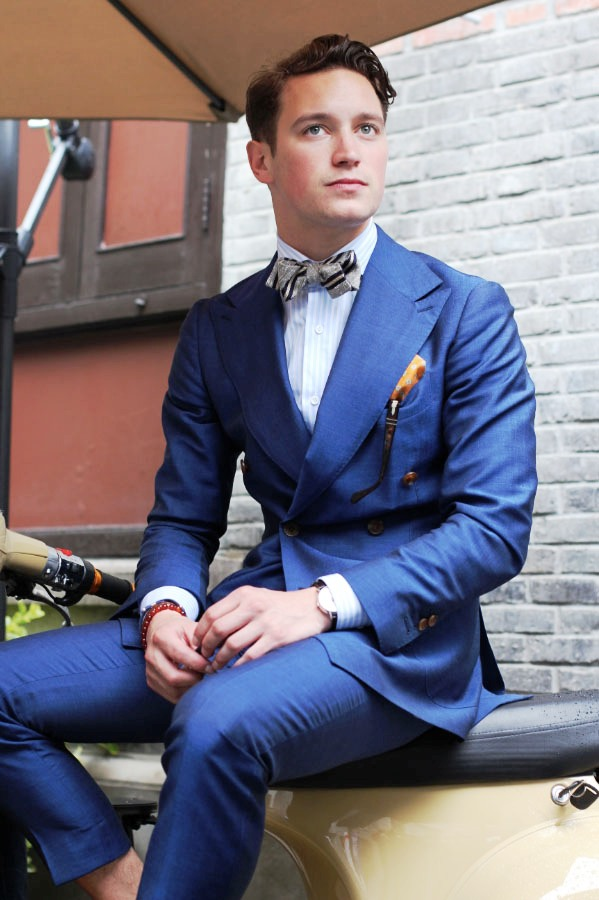 Bow Tie Fashion Ideas For Men inspiredluv (1)