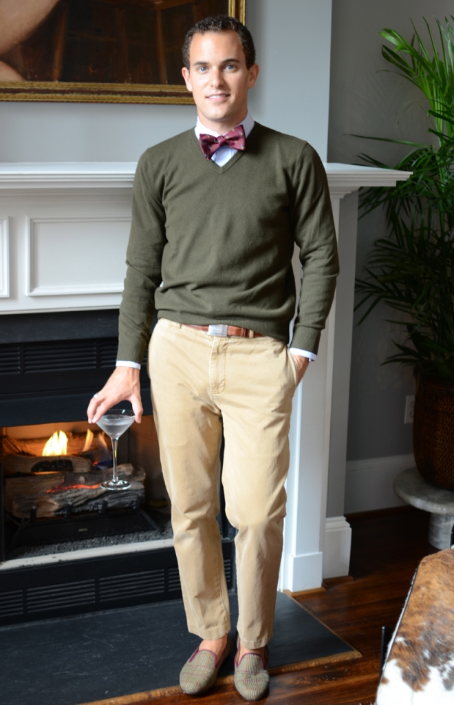 Bow Tie Fashion Ideas For Men inspiredluv (11)