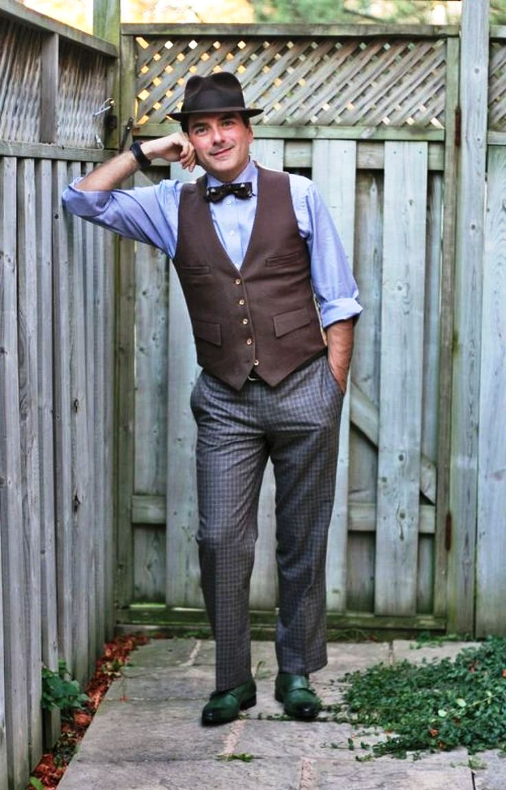 Bow Tie Fashion Ideas For Men inspiredluv (12)