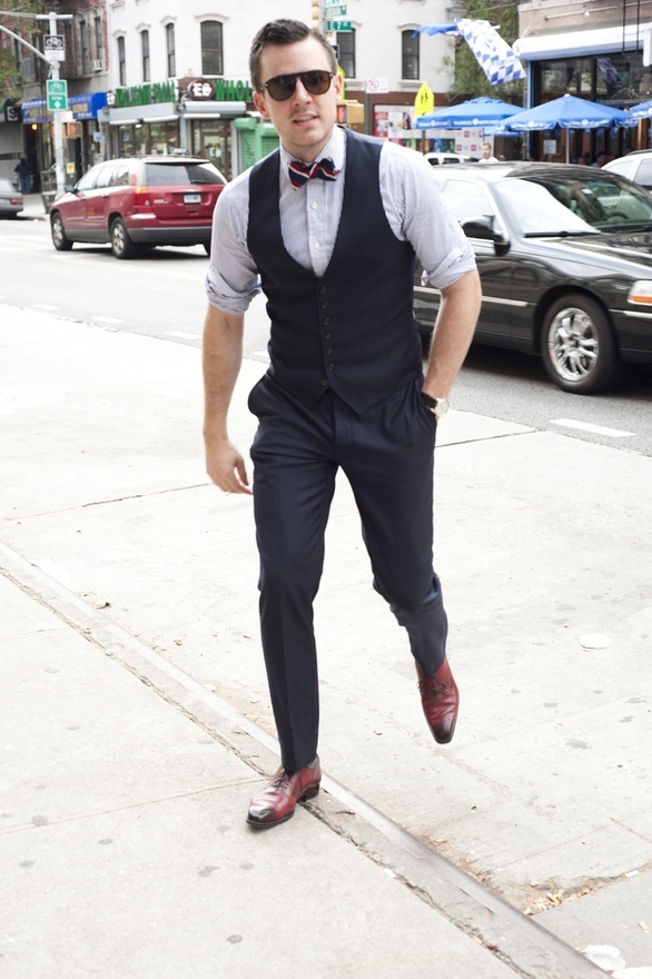 Bow Tie Fashion Ideas For Men inspiredluv (15)