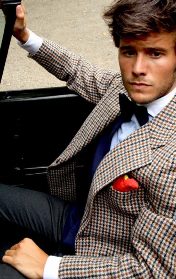 Bow Tie Fashion Ideas For Men inspiredluv (16)