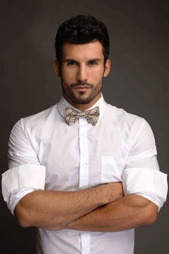 Bow Tie Fashion Ideas For Men inspiredluv (17)