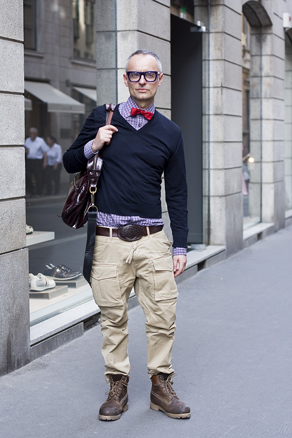 Bow Tie Fashion Ideas For Men inspiredluv (23)