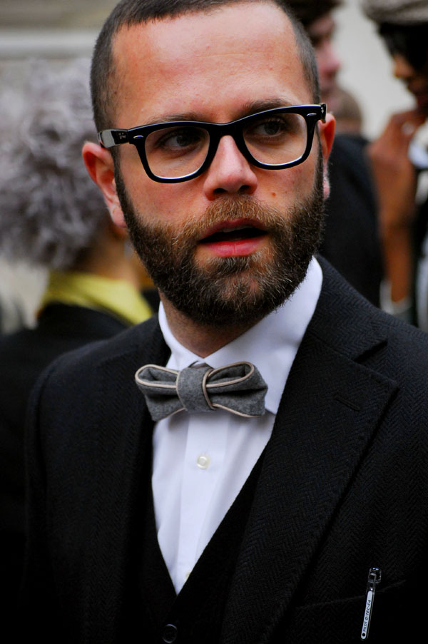 Bow Tie Fashion Ideas For Men inspiredluv (24)
