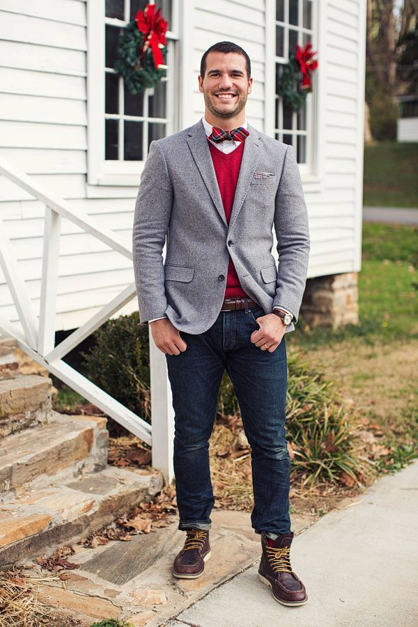 Bow Tie Fashion Ideas For Men inspiredluv (7)