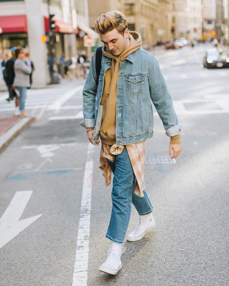 30 Stunning Mens Urban Fashion Ideas