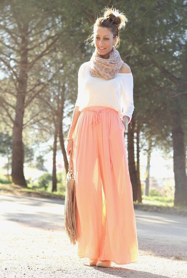 Palazzo Style Outfits For Women inspiredluv (22)