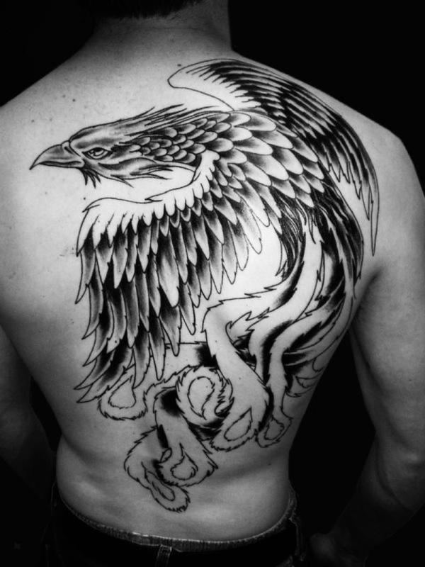 Phoenix Tattoo Ideas For Men And Women (14)