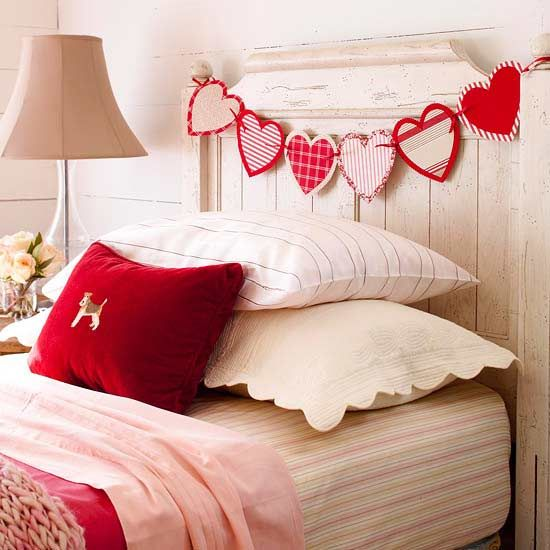 Red Valentine Home Decor Ideas inspiredluv (14)