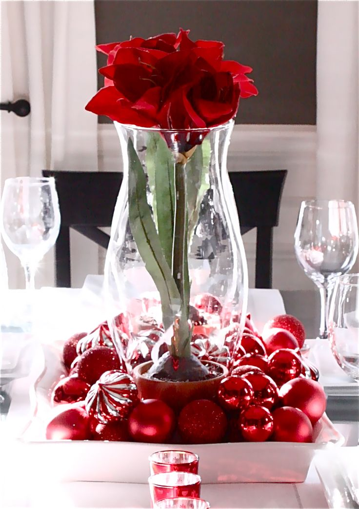 Red Valentine Home Decor Ideas inspiredluv (3)