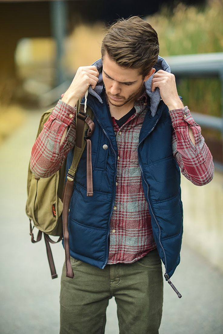 Rugged Men's Fashion Ideas inspiredluv (11)