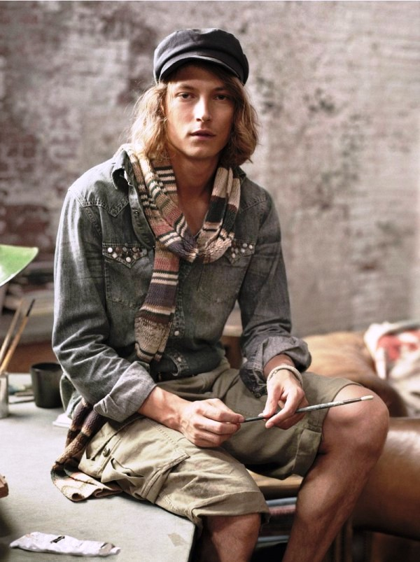 Rugged Men's Fashion Ideas inspiredluv (14)