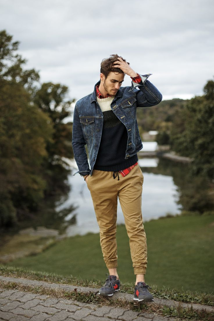 Stunning Men Joggers Style Ideas (11)