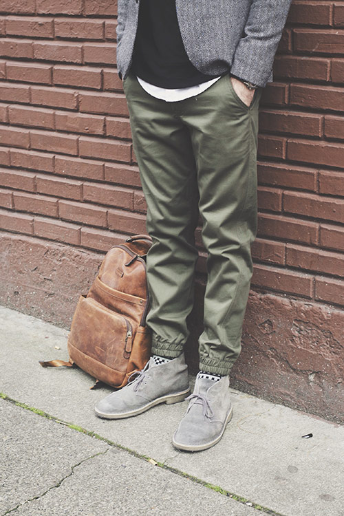 Stunning Men Joggers Style Ideas (2)