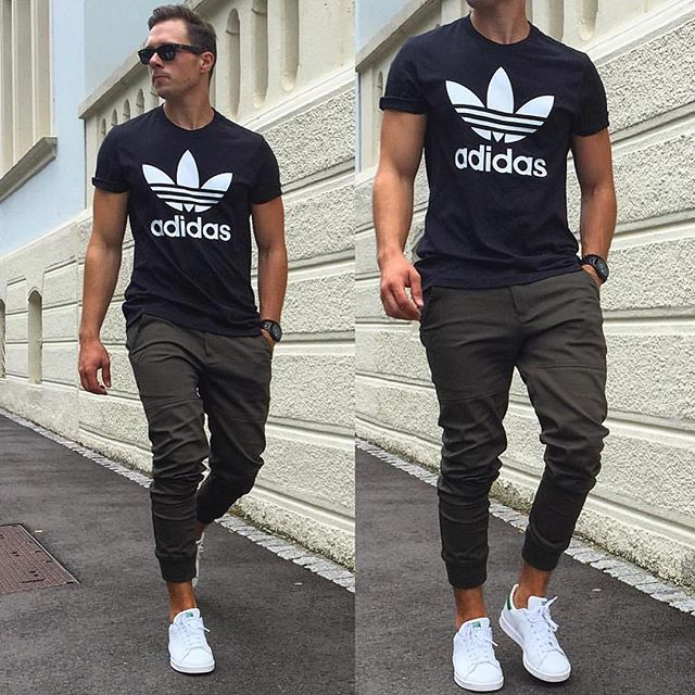Stunning Men Joggers Style Ideas (31)