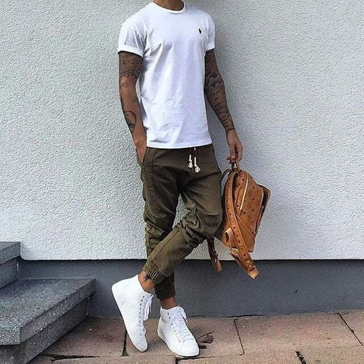 Stunning Men Joggers Style Ideas (5)