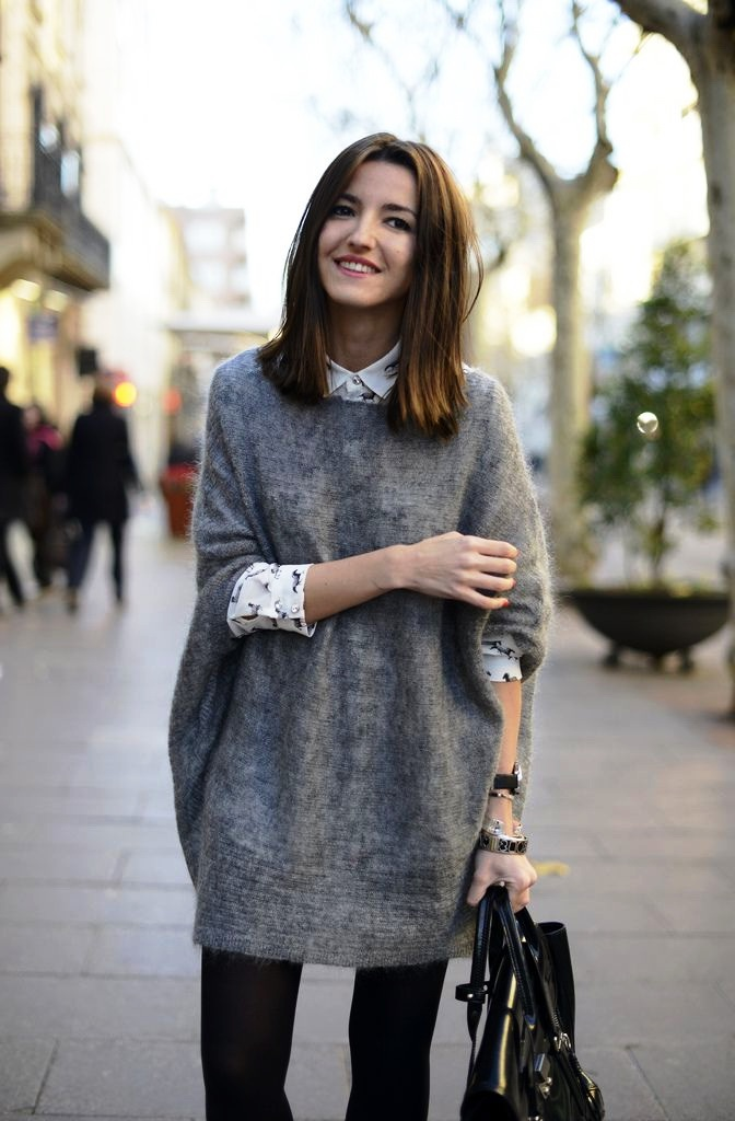 Sweater Dress Ideas For Women inspiredluv (12)