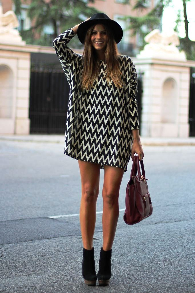 Sweater Dress Ideas For Women inspiredluv (17)