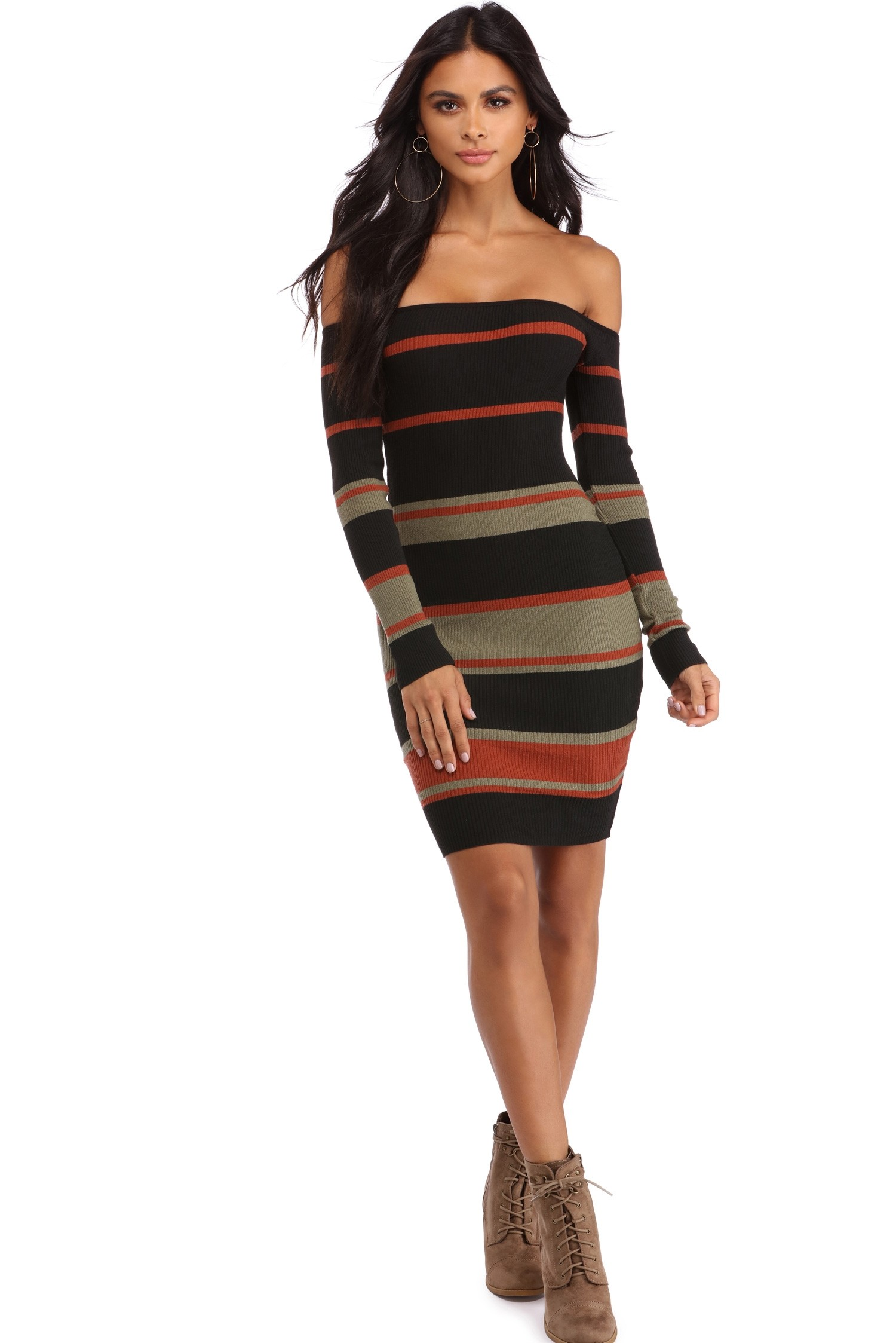 Sweater Dress Ideas For Women inspiredluv (32)