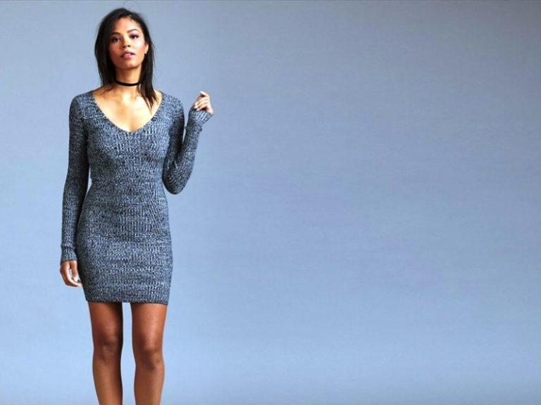 35 Sweater Dress Ideas For Women