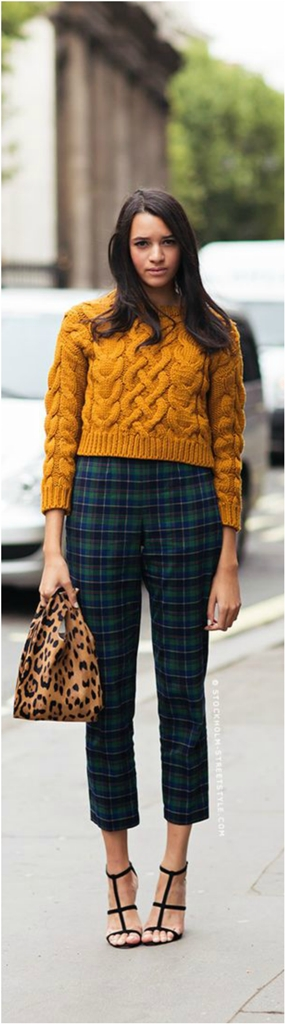 Awesome Sweater Style Outfit Ideas inspiredluv (2)