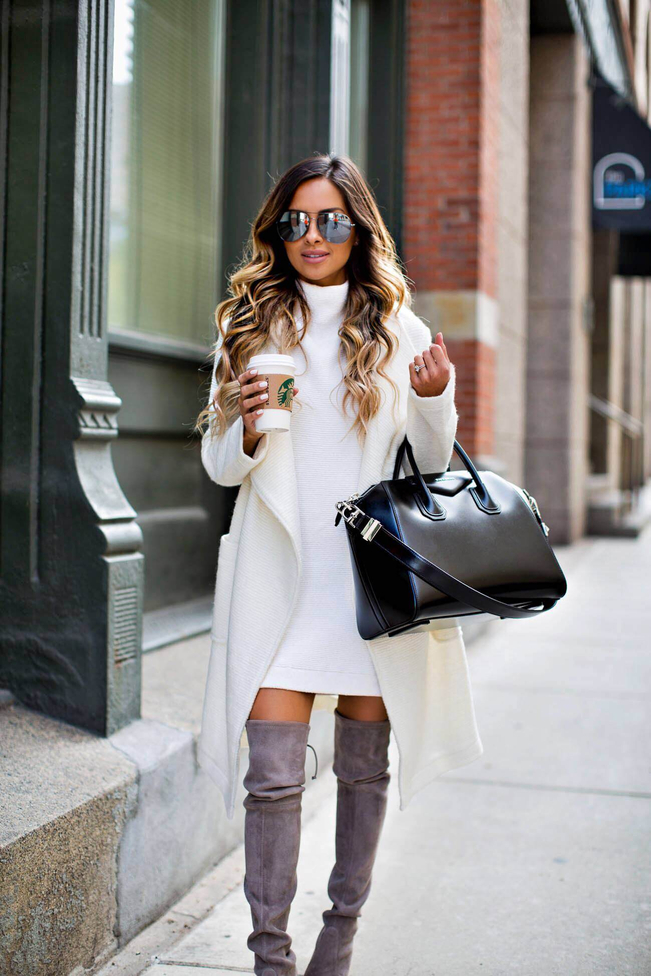 Awesome Sweater Style Outfit Ideas inspiredluv (24)