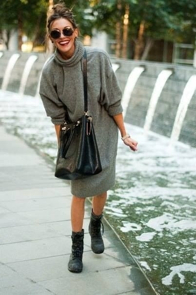Awesome Sweater Style Outfit Ideas inspiredluv (6)