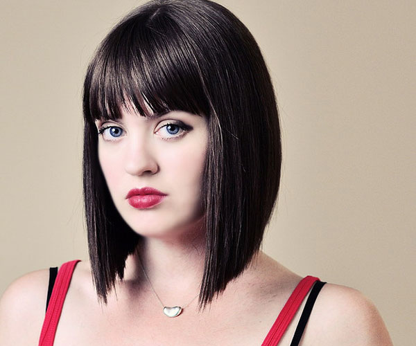 Bob Hairstyles With Bangs ispiredluv (12)