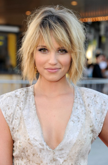 Bob Hairstyles With Bangs ispiredluv (21)
