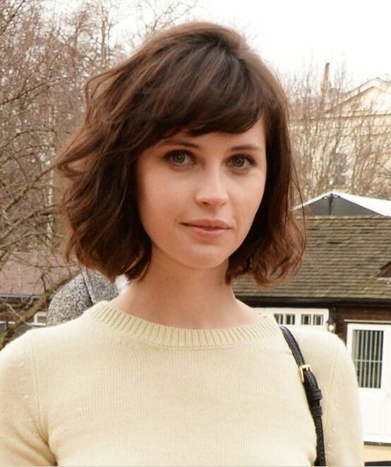 Bob Hairstyles With Bangs ispiredluv (22)