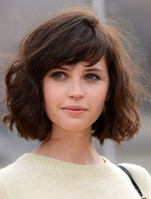 Bob Hairstyles With Bangs ispiredluv (25)