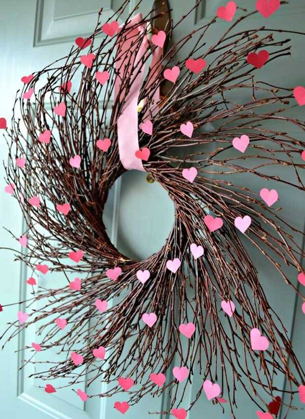 Outdoor Valentine Decor Ideas (1)