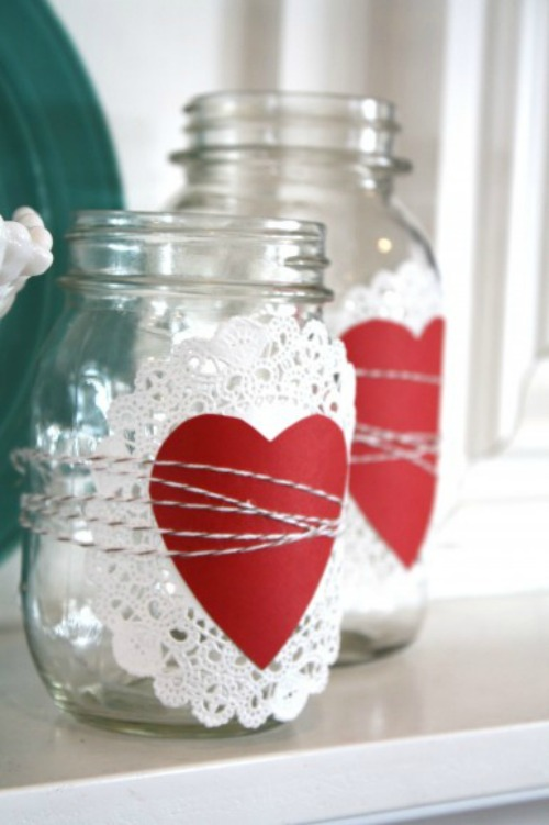 Outdoor Valentine Decor Ideas (6)
