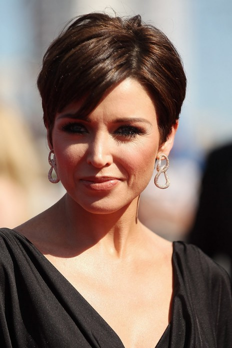 Short Hairstyles For Thick Hair inspiredluv (14)