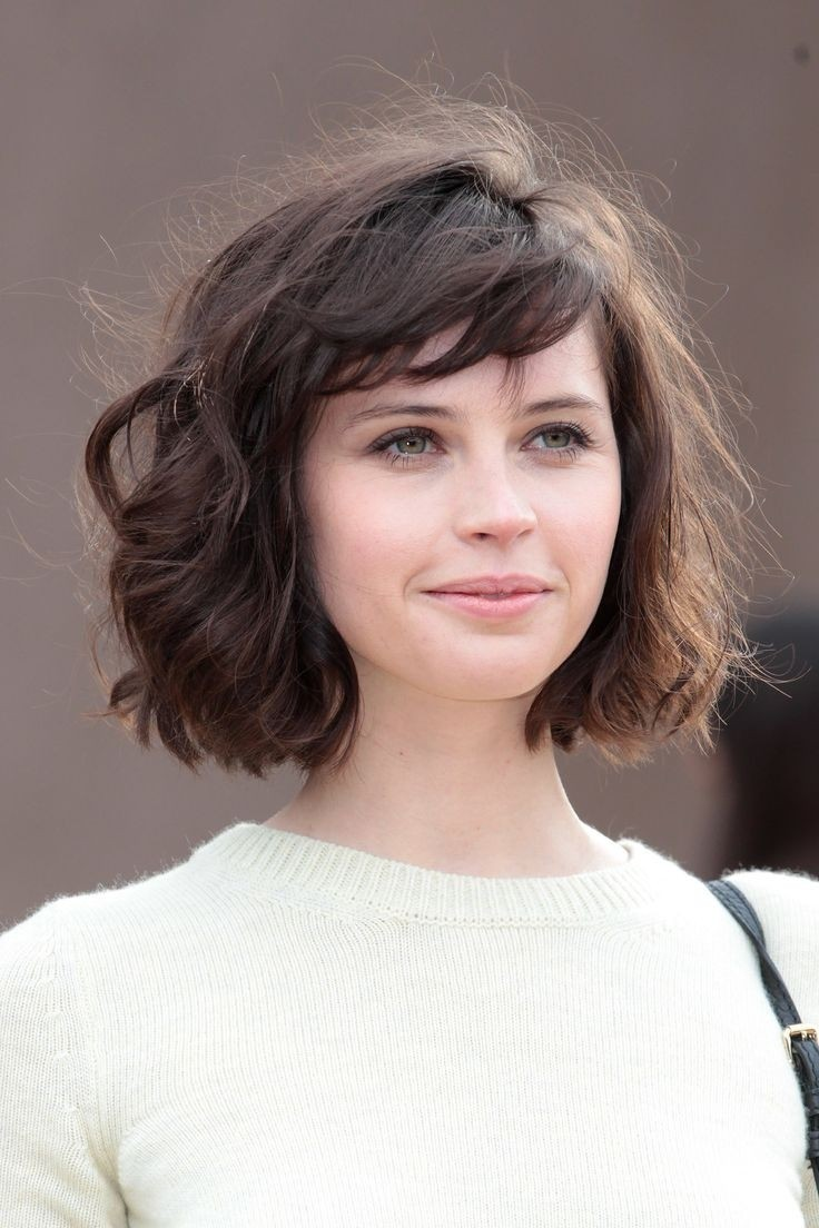 Short Hairstyles For Thick Hair inspiredluv (2)