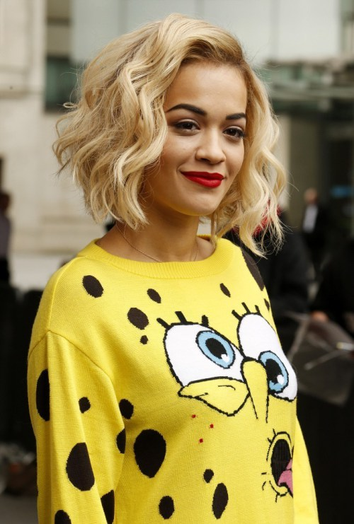 Short Hairstyles For Thick Hair inspiredluv (21)