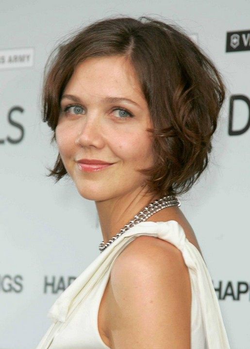 Short Hairstyles For Thick Hair inspiredluv (26)