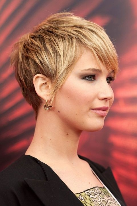 Short Hairstyles For Thick Hair inspiredluv (29)