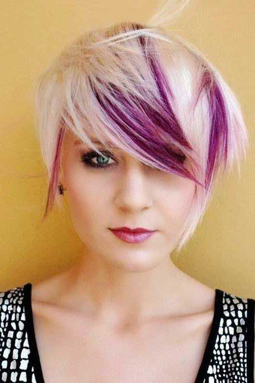 Short Hairstyles For Thick Hair inspiredluv (33)