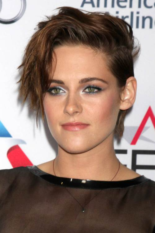 Short Hairstyles For Thick Hair inspiredluv (34)