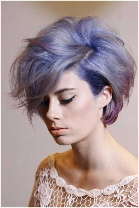 Short Hairstyles For Thick Hair inspiredluv (4)