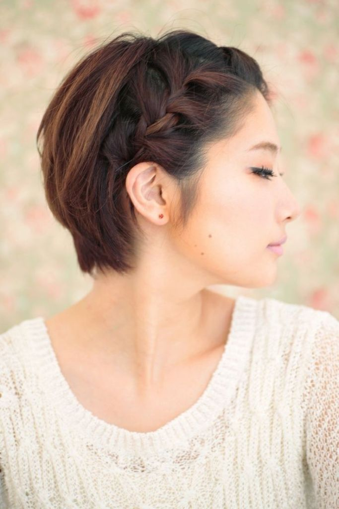 Short Hairstyles For Thick Hair inspiredluv (40)