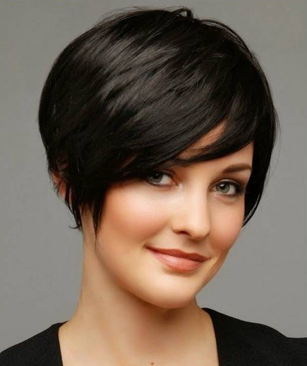 Short Hairstyles For Thick Hair inspiredluv (41)