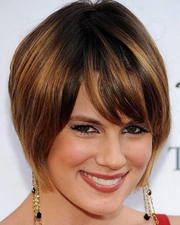 Short Hairstyles For Thick Hair inspiredluv (43)