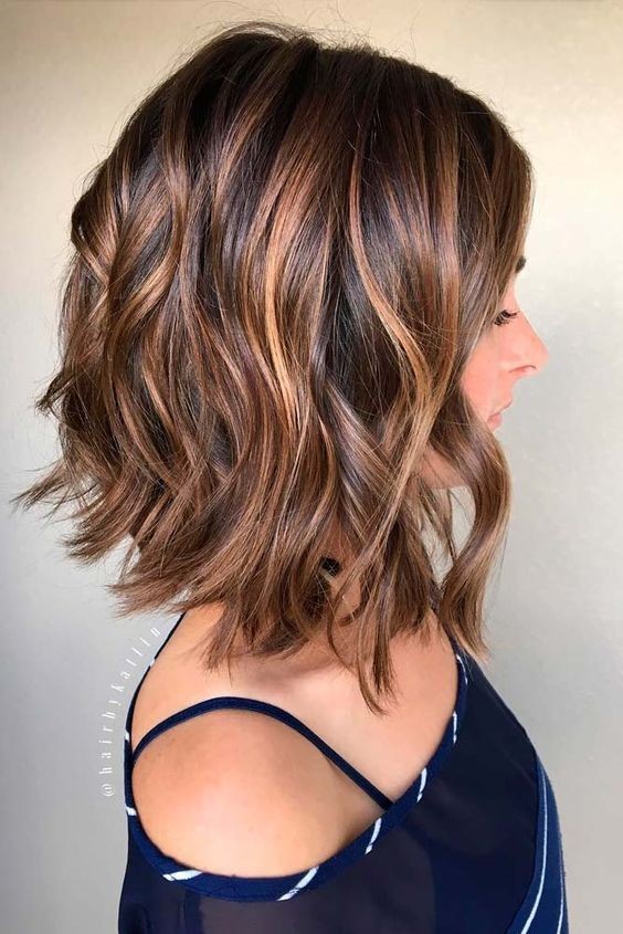 Short Hairstyles For Thick Hair inspiredluv (50)