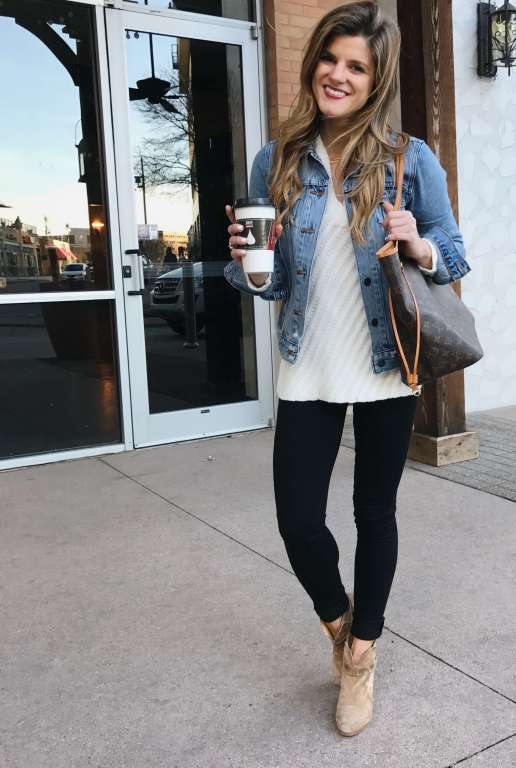 Trendy Black Jeans Outfits (20)