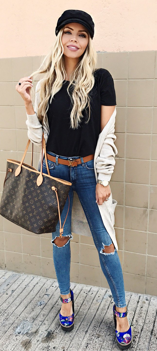 Winter Outfit Ideas for Women inspiredluv (24)