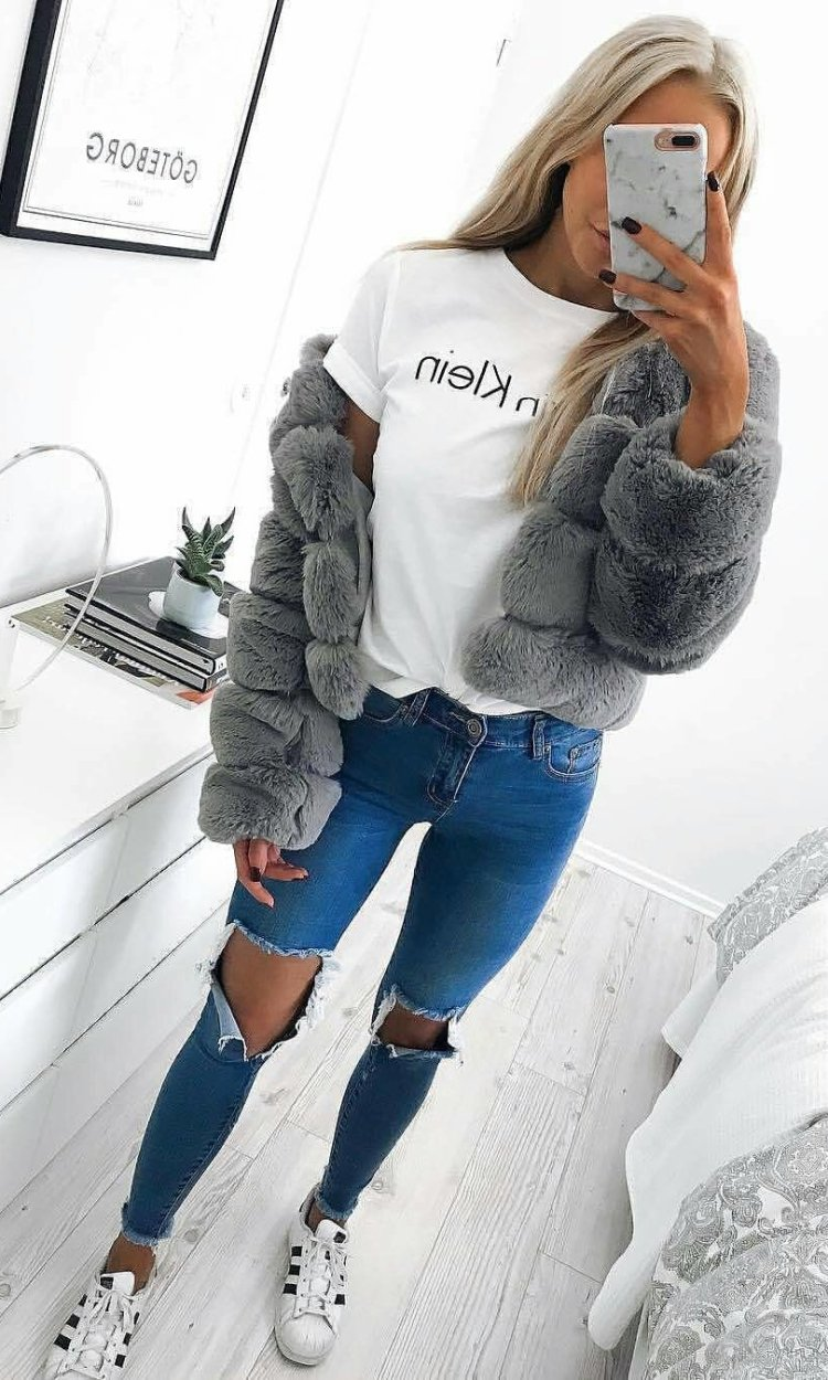 Winter Outfit Ideas for Women inspiredluv (40)